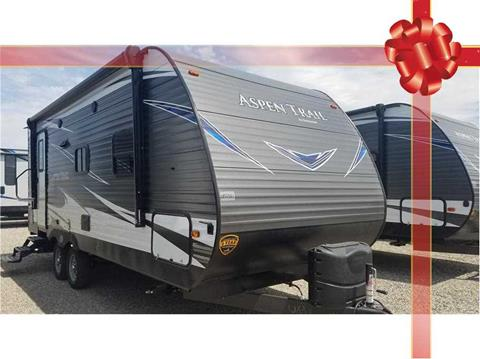 2020 Aspen Trail 2250RBSWE for sale at Warner Auto Center in Kennewick WA