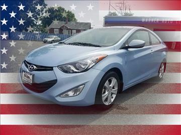 2013 Hyundai Elantra Coupe for sale in Kennewick WA