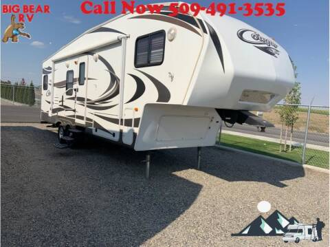 2013 Keystone Cougar 279RKS for sale at Warner Auto Center in Kennewick WA