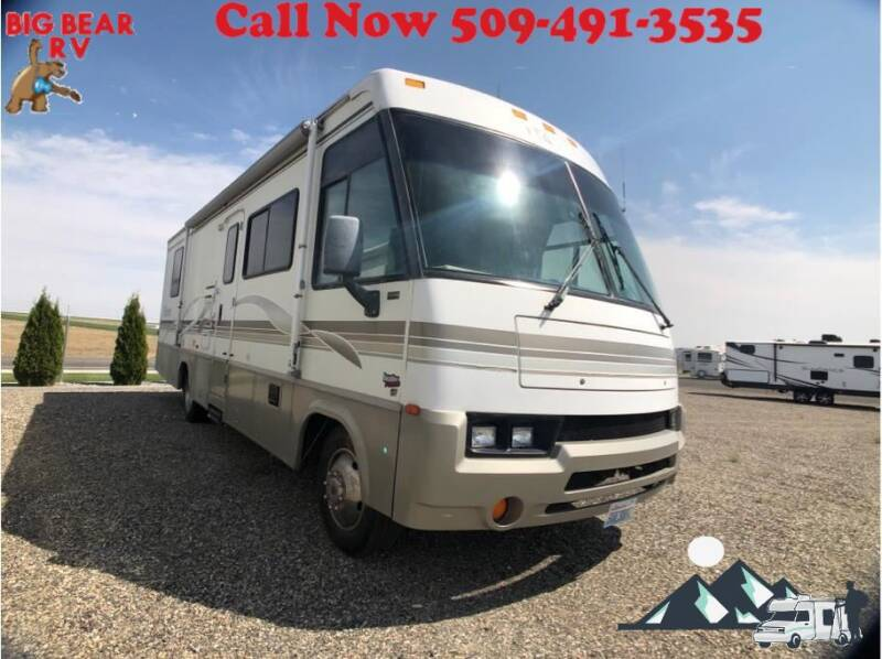 2001 Ford Motorhome Chassis for sale at Warner Auto Center in Kennewick WA