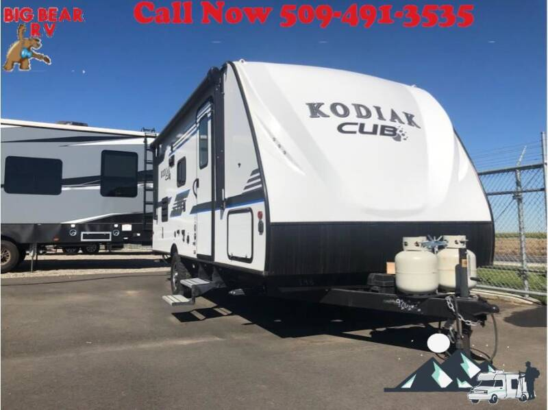 2020 Kodiak 198BH for sale at Warner Auto Center in Kennewick WA