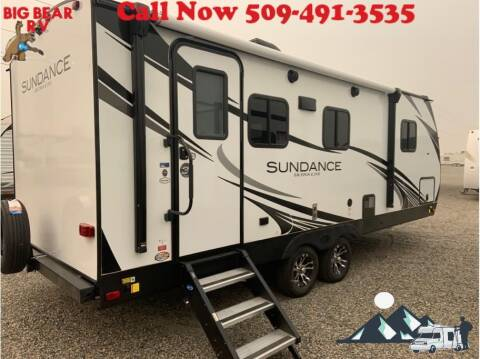 2021 Sundance 221RB for sale at Warner Auto Center in Kennewick WA