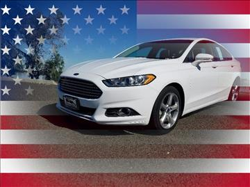 2016 Ford Fusion for sale in Kennewick, WA
