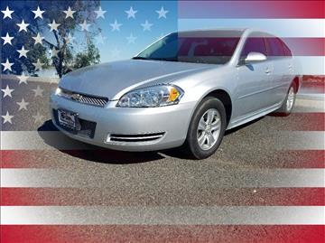 2013 Chevrolet Impala for sale in Kennewick, WA