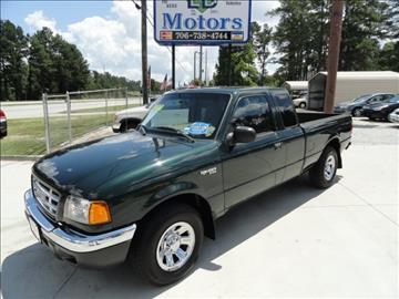 2002 Ford Ranger for sale in Augusta, GA