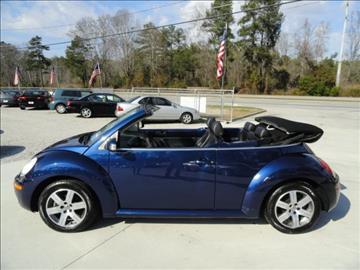 2006 Volkswagen New Beetle for sale in Augusta, GA
