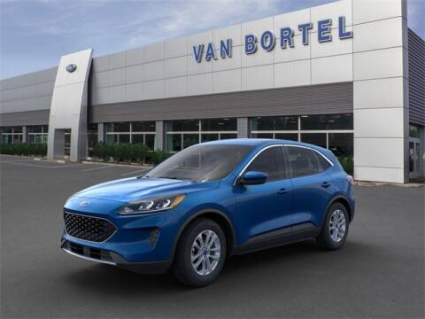 2020 Ford Escape SE for sale at Van Bortel Ford in East Rochester NY