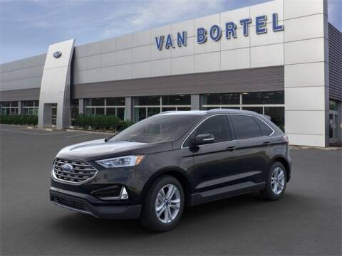 2020 Ford Edge SEL for sale at Van Bortel Ford in East Rochester NY