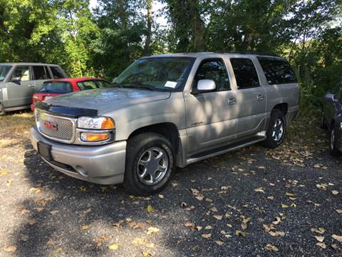 2005 GMC Yukon XL for sale in Salem, NH