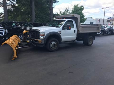 2008 Ford F-450 for sale in Salem, NH