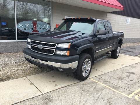 2007 Chevrolet Silverado 2500HD Classic for sale in Salem, NH
