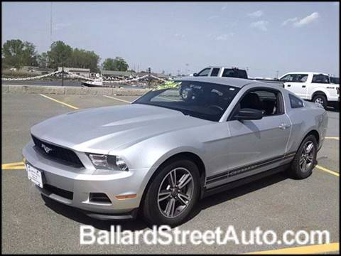 2012 Ford Mustang for sale in Saugus, MA