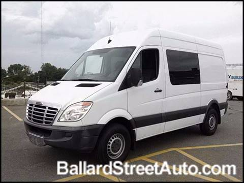 2011 Freightliner Sprinter 2500 for sale in Saugus, MA