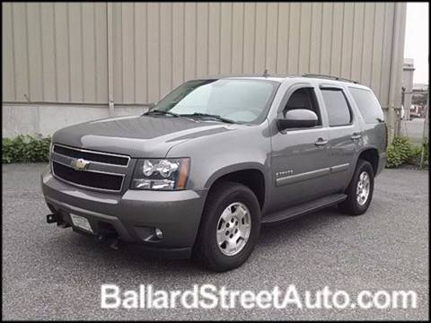 2008 Chevrolet Tahoe for sale in Saugus, MA
