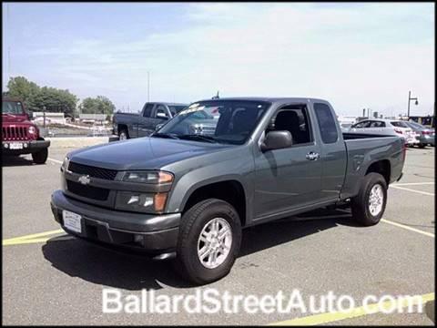 2011 Chevrolet Colorado for sale in Saugus, MA