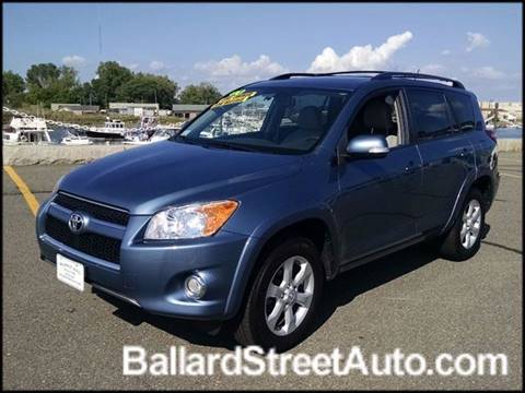 2011 Toyota RAV4 for sale in Saugus, MA