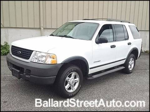 2005 Ford Explorer for sale in Saugus, MA