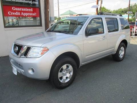 2011 Nissan Pathfinder for sale in Ewing NJ