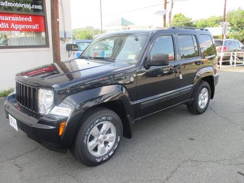 2011 Jeep Liberty for sale in Ewing, NJ