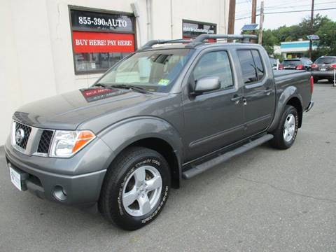 2007 Nissan Frontier for sale in Ewing, NJ