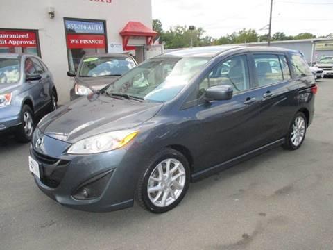 2012 Mazda MAZDA5 for sale in Ewing, NJ