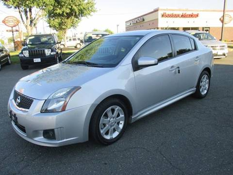 2011 Nissan Sentra for sale in Ewing, NJ