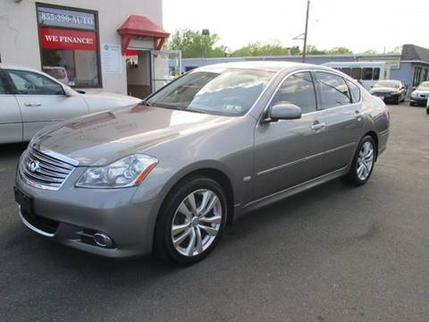 2010 Infiniti M35 For Sale In New Jersey Carsforsale