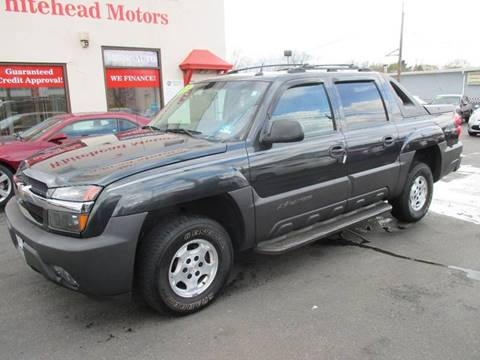 2005 Chevrolet Avalanche for sale in Ewing, NJ