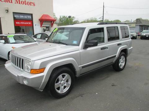 2006 Jeep Commander for sale in Ewing, NJ