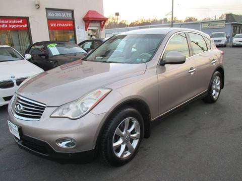 2008 Infiniti EX35 for sale in Ewing, NJ