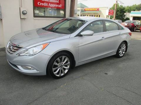 2012 Hyundai Sonata for sale at Whitehead Motors in Ewing NJ