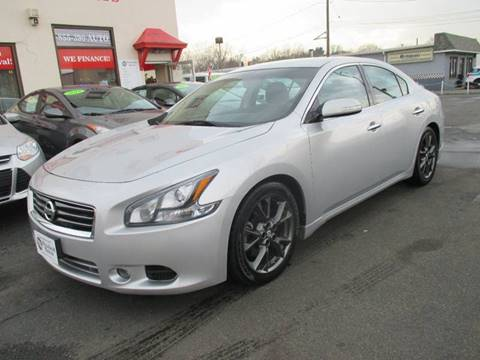 2012 Nissan Maxima for sale in Ewing, NJ
