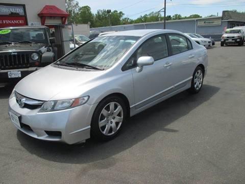 2010 Honda Civic for sale in Ewing, NJ