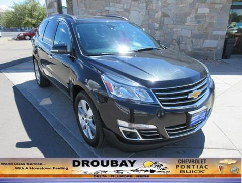 2014 Chevrolet Traverse for sale in Delta, UT