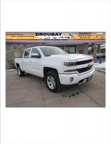 2017 Chevrolet Silverado 1500 for sale in Delta, UT