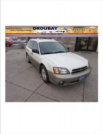 2002 Subaru Outback for sale in Delta, UT