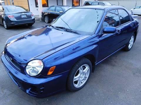 2003 Subaru Impreza for sale in Portland, OR