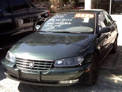 1998 Cadillac Catera for sale in Dover, FL