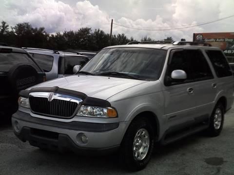 1999 Lincoln Navigator for sale in Dover, FL