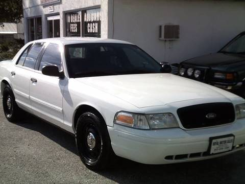 2009 Ford Crown Victoria for sale in Dover, FL