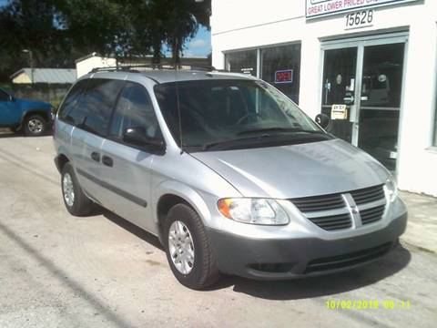 2007 Dodge Caravan for sale in Dover, FL