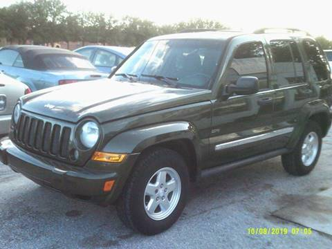 2006 Jeep Liberty for sale in Dover, FL