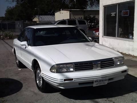 1997 Oldsmobile Regency for sale in Dover, FL
