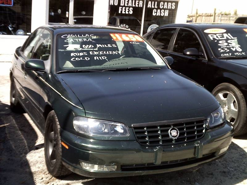 1998 Cadillac Catera for sale at ROYAL MOTOR SALES LLC in Dover FL