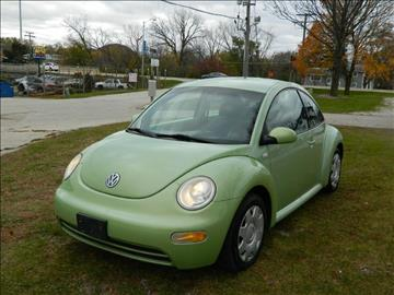 2002 Volkswagen New Beetle for sale in Mokena, IL