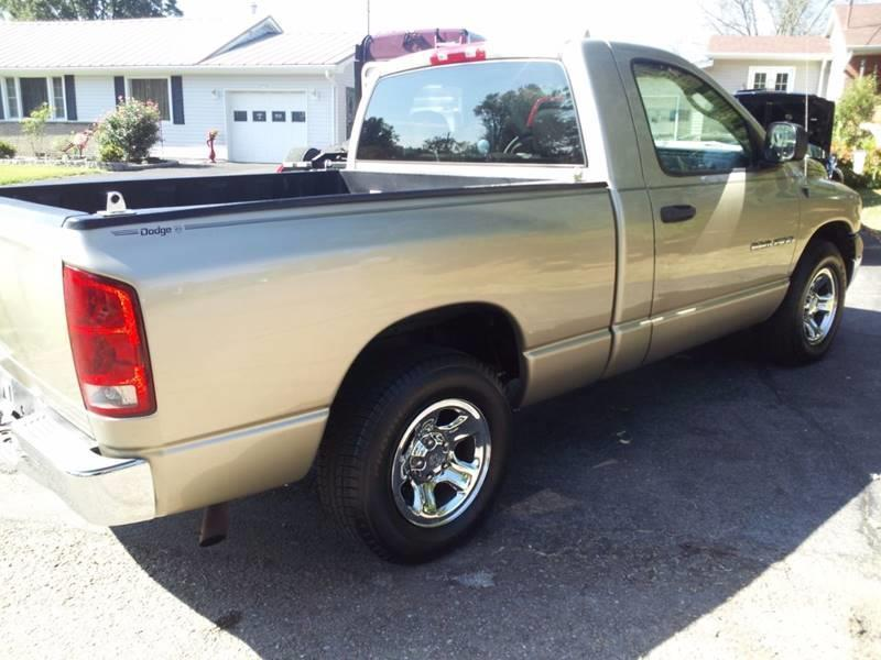 2002 Dodge Ram Pickup 1500 2dr Regular Cab ST 2WD SB - Knoxville TN