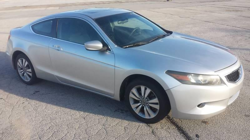 2008 Honda Accord EX 2dr Coupe 5A - Knoxville TN