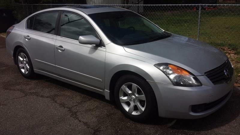 2007 Nissan Altima 2.5 S 4dr Sedan (2.5L I4 CVT) - Knoxville TN