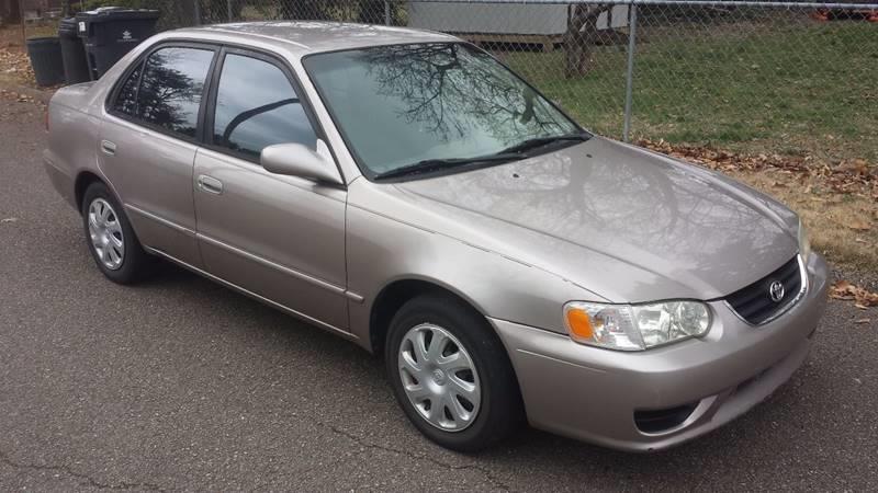 2001 Toyota Corolla LE 4dr Sedan - Knoxville TN