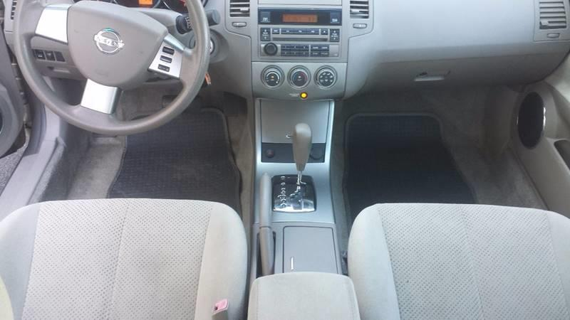 2005 Nissan Altima 2.5 S 4dr Sedan - Knoxville TN